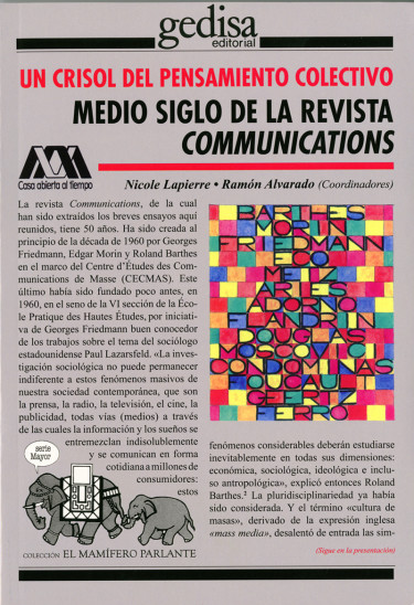 Medio siglo de la revista Communications