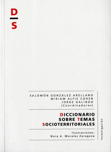 Diccionario sobre temas socioterritoriales
