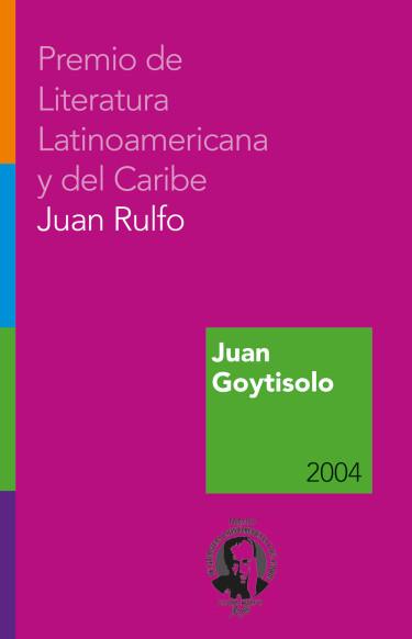 Juan Goytisolo. Premio FIL de literatura en Lenguas Romances 2004