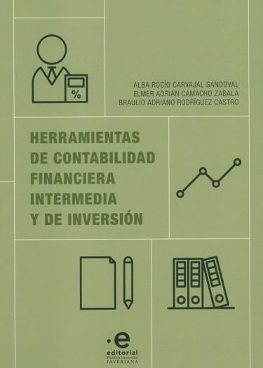 Herramientas De Contabilidad Financiera Intermedia Y De Inversión