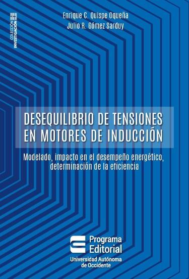 Desequilibrio de tensiones en motores de inducción