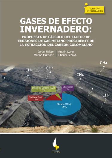 Gases de efecto invernadero: