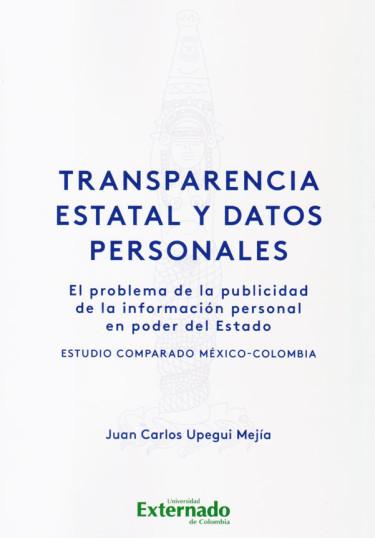 Transparencia Estatal y Datos Personales