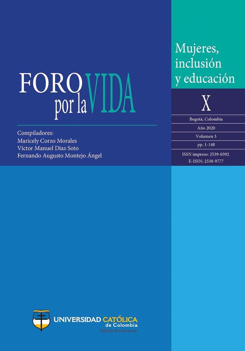 Foro por la vida X - Mujeres, inclusión y educación