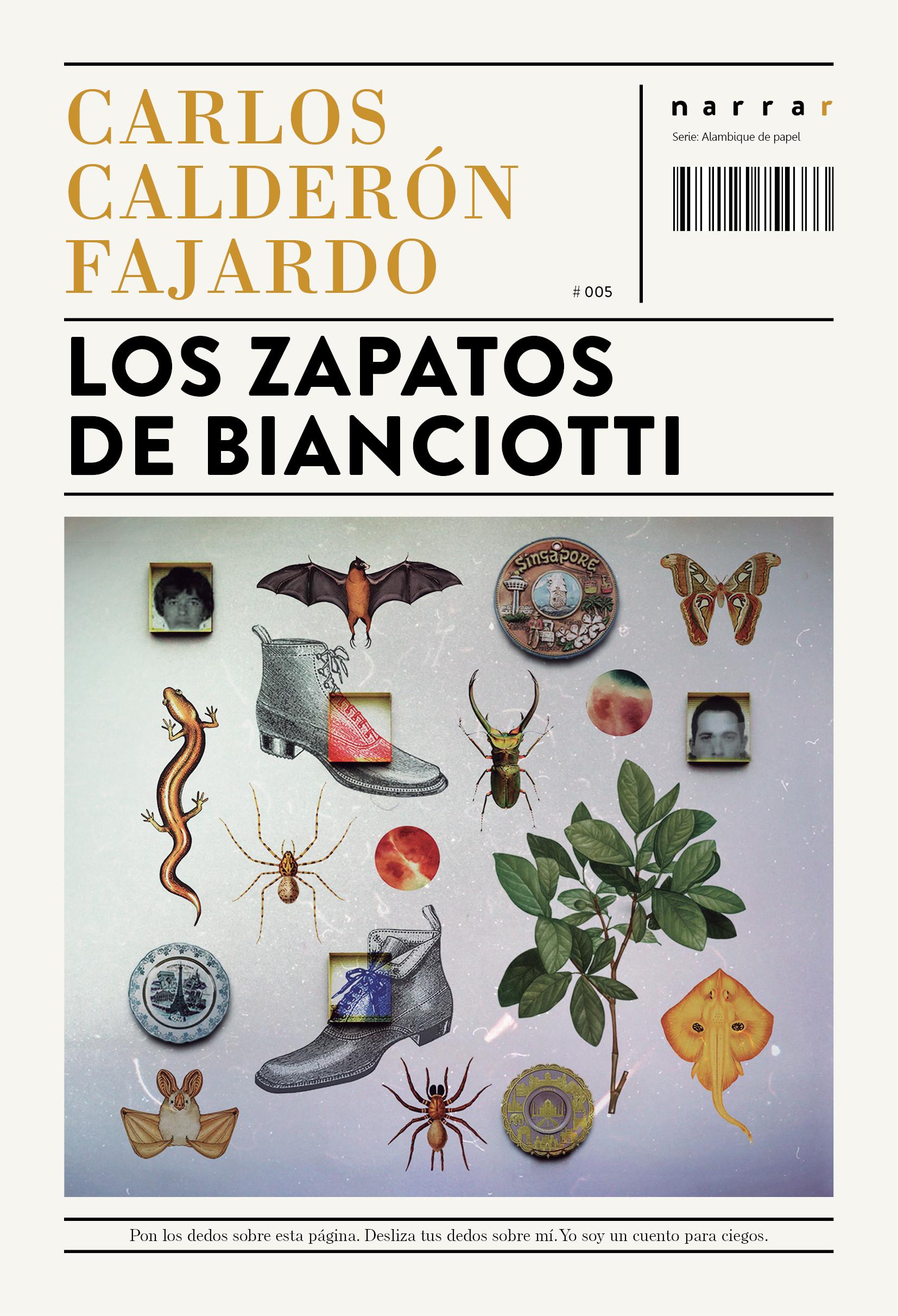 Los zapatos de Bianciotti