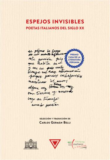 Espejos invisibles. Poetas italianos del siglo XX