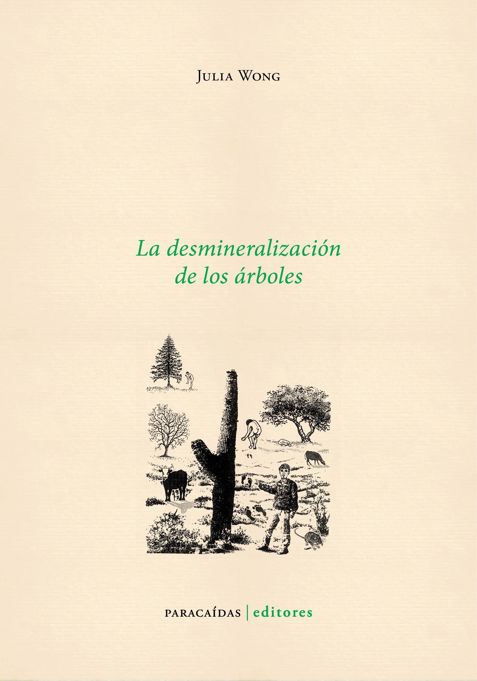 La desmineralización de los árboles