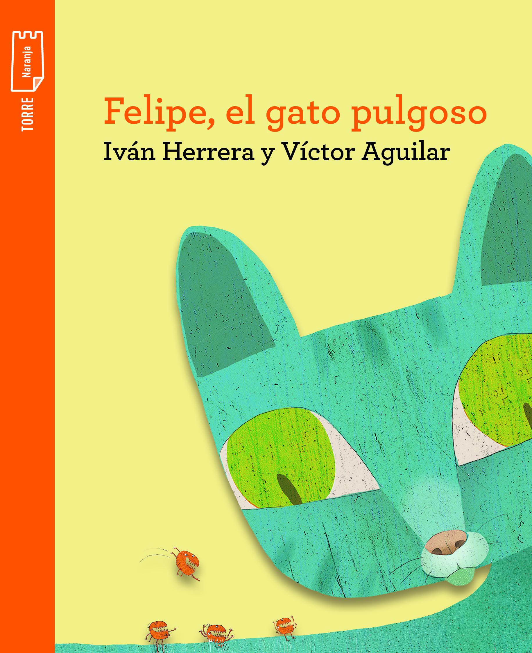 Felipe, el gato pulgoso