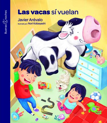 Las vacas sí vuelan