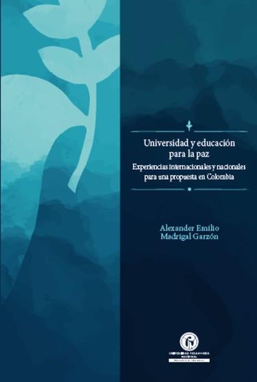Universidad y educación para la paz