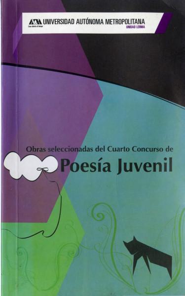 Obras seleccionadas del cuarto concurso de poesía juvenil