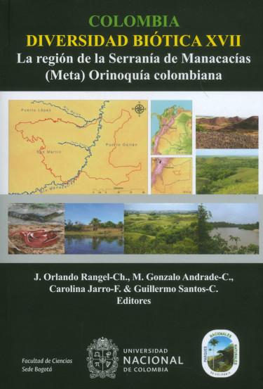 Colombia Diverisdad Biótica XVII