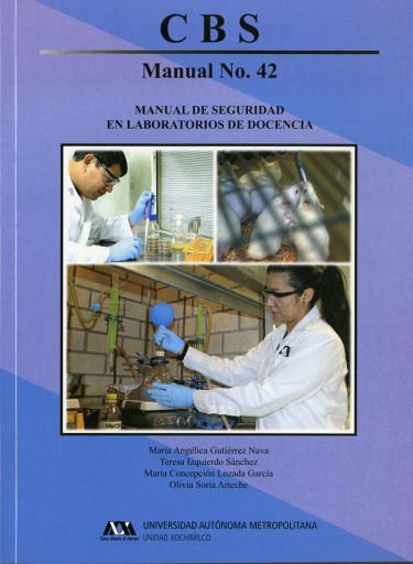Manual de seguridad en laboratorios de docencia