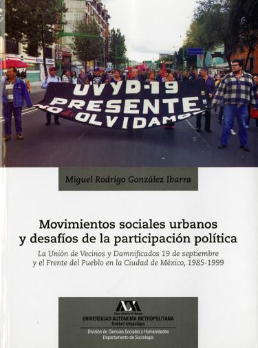Movimientos sociales urbanos y desafíos de la participación política