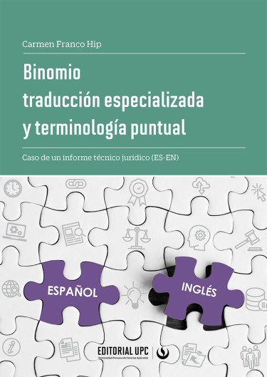 Binomio traducción especializada y terminología puntual