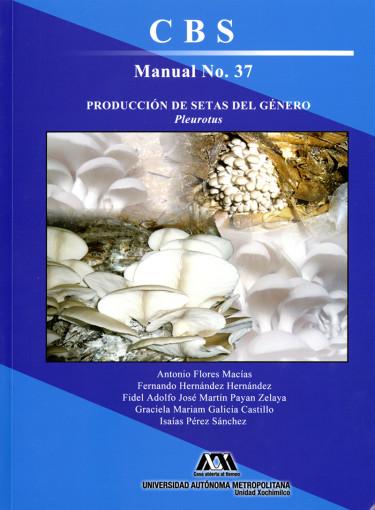 Producción de setas del género Pleurotus