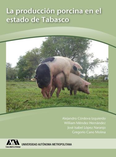 Producción porcina en el estado de Tabasco, La