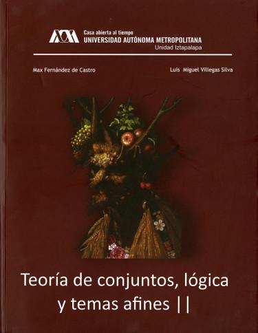 Teoría de conjuntos, lógica y temas afines II