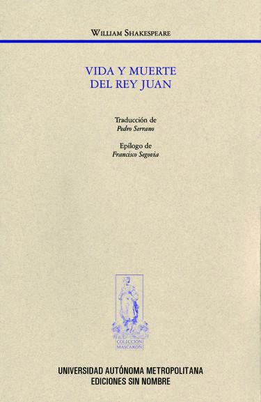 Vida y muerte del Rey Juan