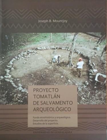 Proyecto Tomatlán de salvamento arqueólogo