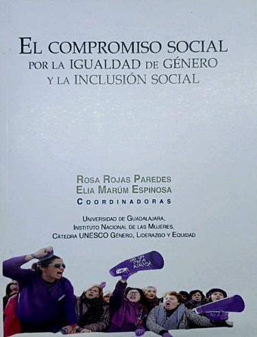 El compromiso social por la igualdad de género y la inclusión social