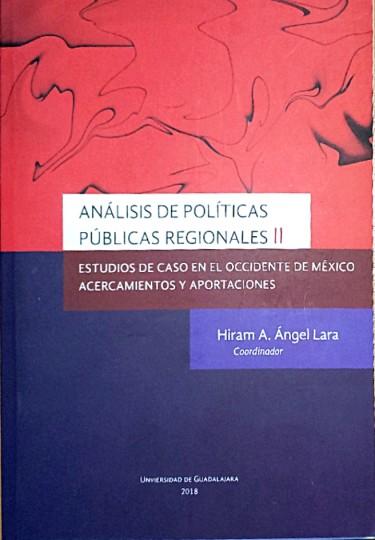 Análisis de políticas públicas regionales II
