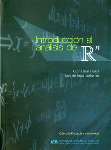 Introducción al análisis de Rn
