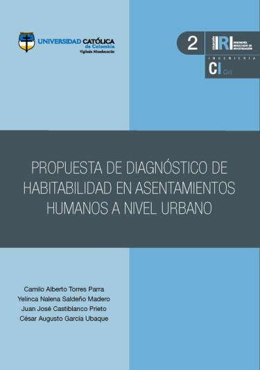 Propuesta de diagnóstico de habitabilidad en asentamientos humanos a nivel urbano