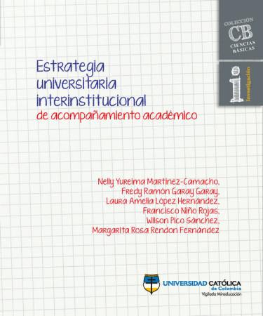 Estrategia universitaria interinstitucional de acompañamiento académico