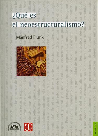 ¿Qué es el neoestructuralismo?