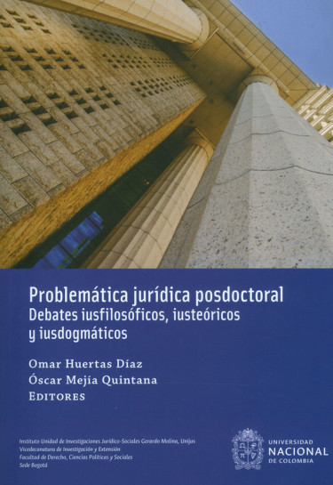 Problemática Jurídica Posdoctoral