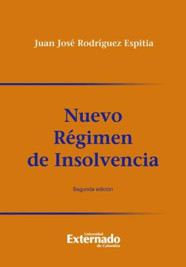 Nuevo régimen de insolvencia