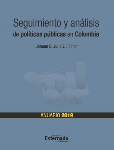 Anuario Seguimiento y Análisis de Políticas Públicas 2019