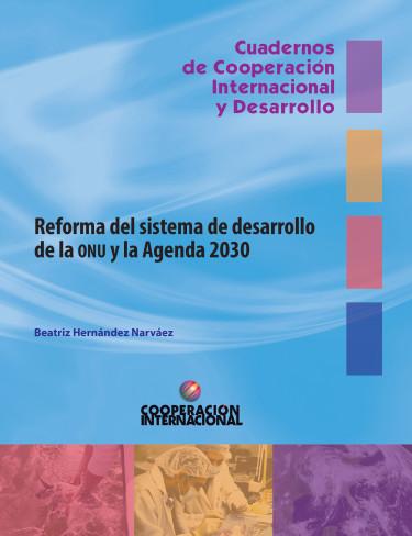 Reforma al sistema de desarrollo ONU y la Agenda 2030