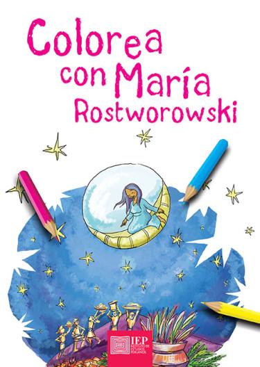Colorea con María