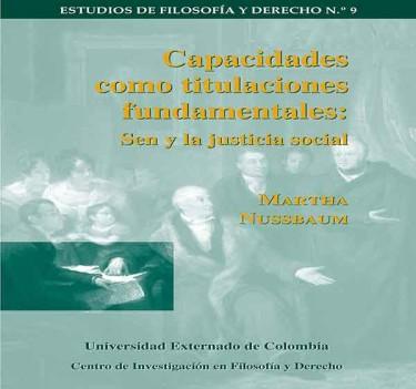 Capacidades como titulaciones fundamentales: Sen y la justicia social
