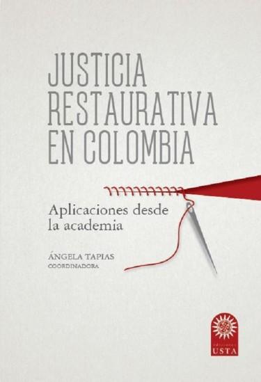 Justicia restaurativa en Colombia