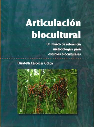 ARTICULACION BIOCULTURAL