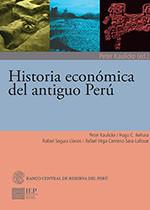 Historia económica del antiguo Perú