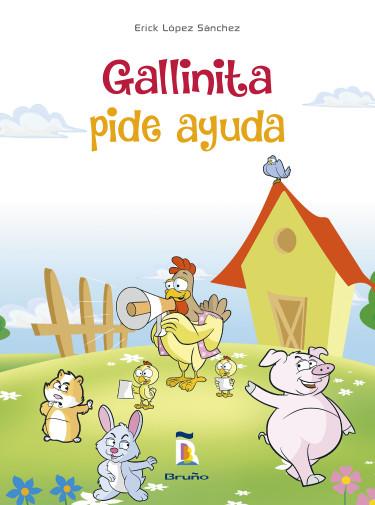 Gallinita pide ayuda