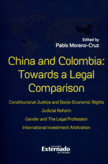 China and Colombia: Towards a Legal Comparison.