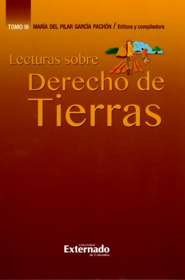 Lectura sobre Derecho de tierras.