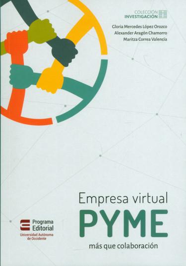 Empresa virtual PYME más que colaboración