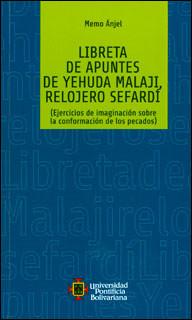 Libreta de apuntes de Yehuda Malaji, relojero sefardí