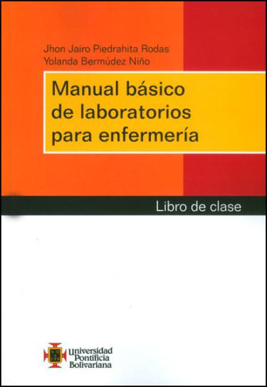 Manual básico de laboratorios para enfermería