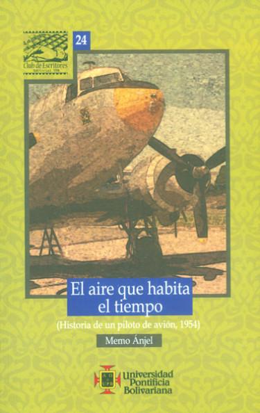 El aire que habita el tiempo (Historia de un piloto de avión, 1954)