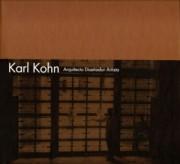 Karl Khon. Arquitecto, diseñador y artista