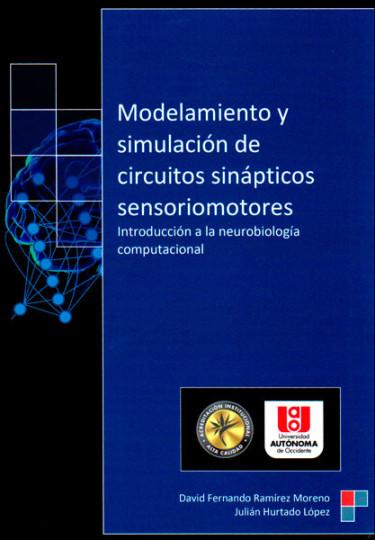 Modelamiento y simulación de circuitos sinópticos sensoriomotores. Introducción a la neurobiología computacional