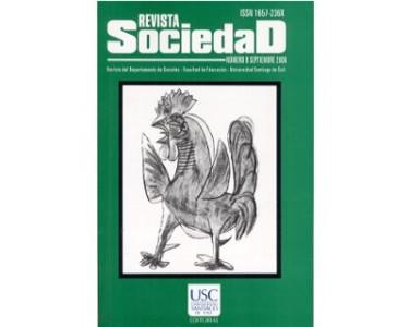 Revista Sociedad No. 8
