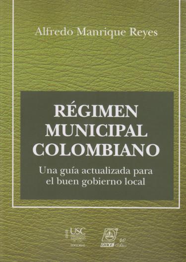 Régimen Municipal Colombiano